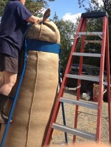 Bagging Fleece